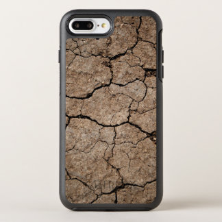 Cracked Dried Mud OtterBox Symmetry iPhone 8 Plus/7 Plus Case