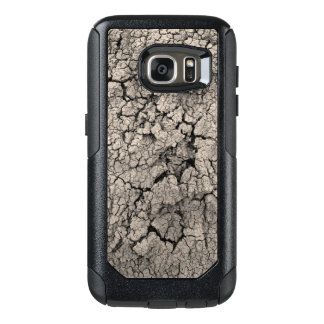 Cracked Earth Cool Texture OtterBox Samsung Galaxy S7 Case