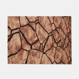 Cracked Earth Doormat