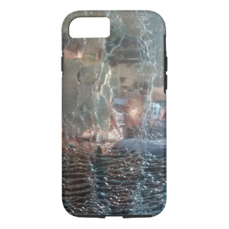 Cracked Glass iphone 7 case