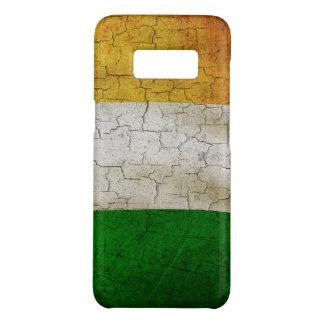 Cracked Ireland flag Case-Mate Samsung Galaxy S8 Case