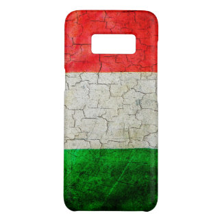 Cracked Italy flag Case-Mate Samsung Galaxy S8 Case