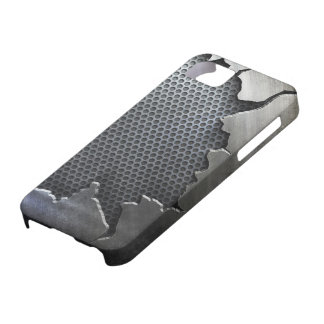 Cracked Metal iPhone 5,  iPhone 5 Case