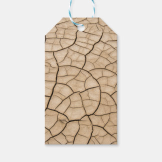 Cracked Mud Gift Tags