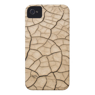 Cracked Mud iPhone 4 Covers
