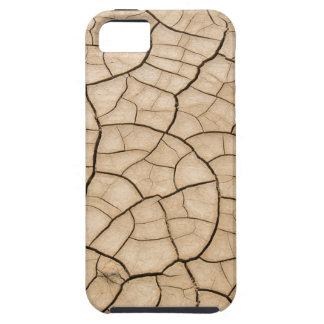 Cracked Mud iPhone 5 Cases