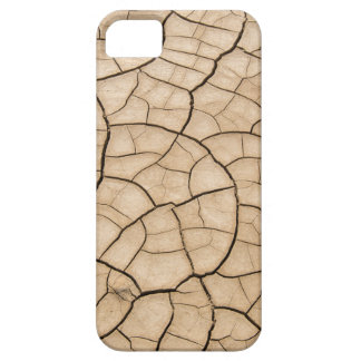 Cracked Mud iPhone 5 Cover