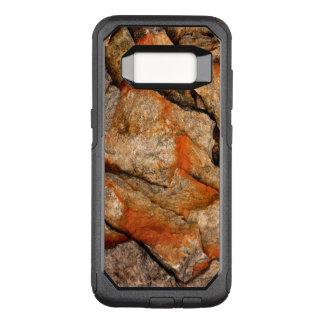 Cracked Rocks OtterBox Commuter Samsung Galaxy S8 Case