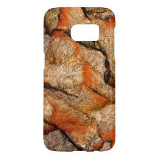 Cracked Rocks Samsung Galaxy S7 Case