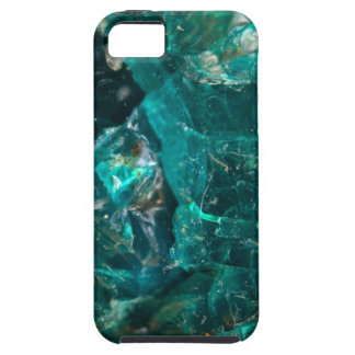 Cracked Teal Sugar iPhone 5 Cover