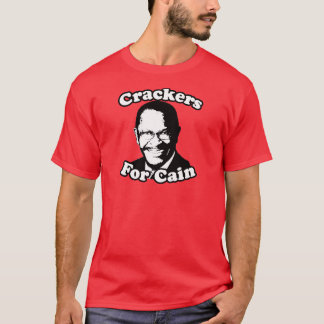 Crackers for Cain T-Shirt