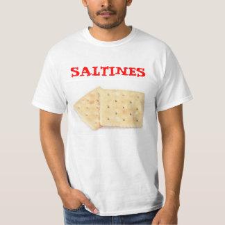 crackers, SALTINES T-Shirt