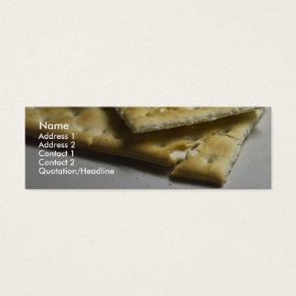 crackers skinny profile card