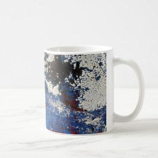 Crackle Glaze Coffee Mug