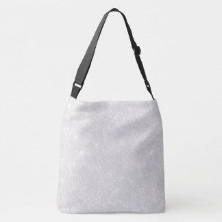 Crackled Glass Birthstone Design - June Pearl Crossbody Bag