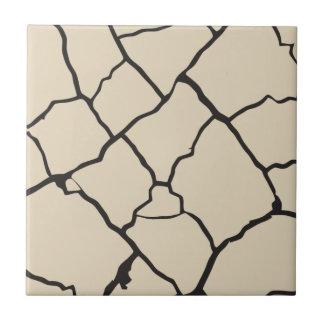 Cracks  Preto Tile
