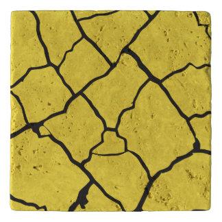 Cracks  Preto Trivet