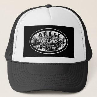Craft Beer 1967 - Black & White Trucker Hat
