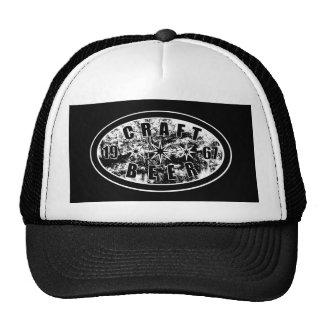 Craft Beer 1967 - Black & White Trucker Hat