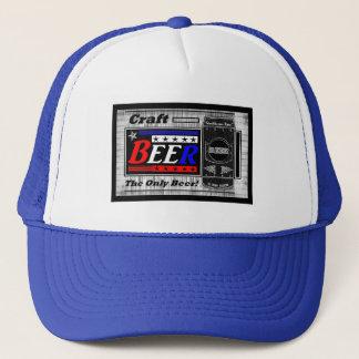 Craft Beer Brewer - RWB Trucker Hat