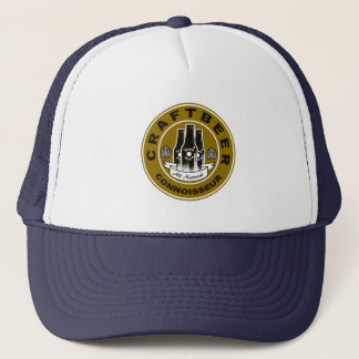 Craft Beer Connoisseur Trucker Hat