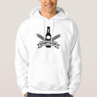 Craft beer hoodie