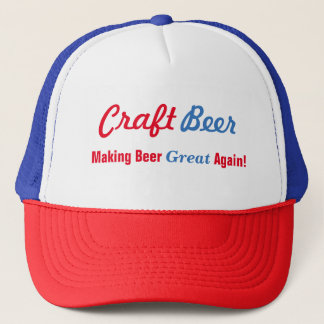 Craft Beer Trucker Hat