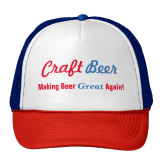 Craft Beer Trucker Hat