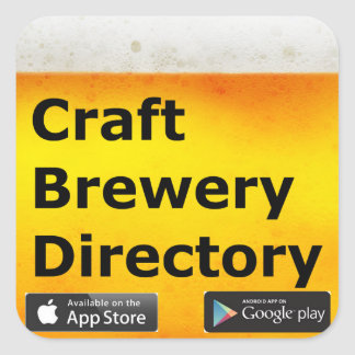 Craft Brewery Directory stickers