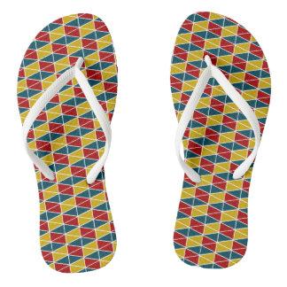 Craft Colorey / Custom Adult, Slim Straps Flip Flops