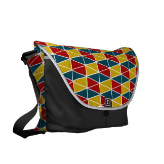 Craft Colorey / Large Messenger Bag Outside Print