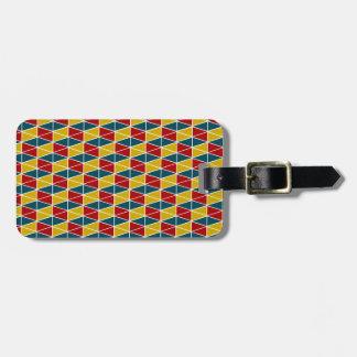 Craft Colorey / Luggage Tag w/ leather strap