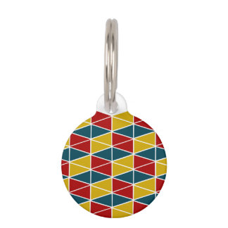 Craft Colorey / Round Small Pet Tag