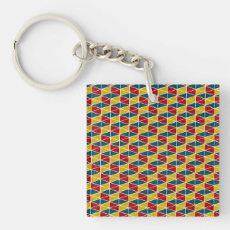 Craft Colorey / Square (double-sided) Keychain