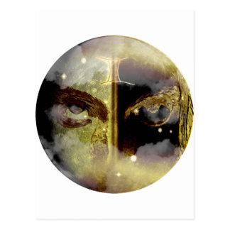 Craft Dungeon Zodiac - Gemini Postcard