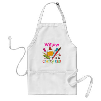 Craft Kid Custom Standard Apron