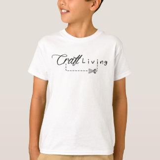 Craft Living Logo T-Shirt