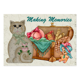 Crafter / Designer / Gift Card / Tag - SRF Large Business Card