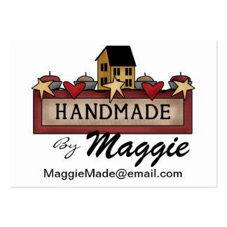 Crafter / Designer / Seamstress Large Business Card