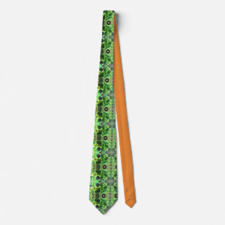 Crafters Green Tie