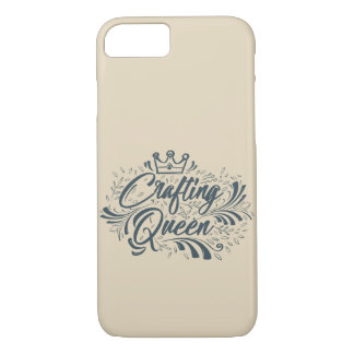 Crafting Queen - Iphone Case