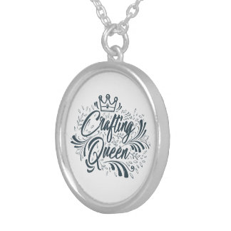 Crafting Queen - Necklace