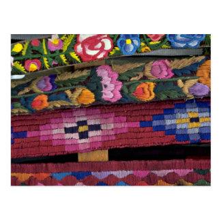 Crafts, Chichicastenango, Guatemala Postcard