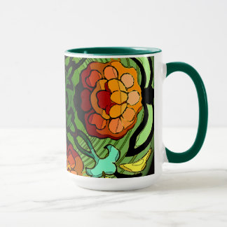 Craftsman Autumn Garden Mug