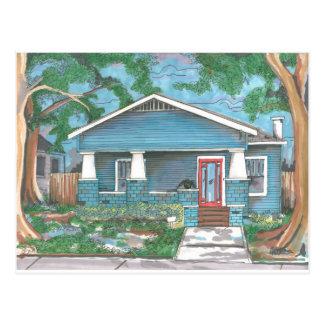 Craftsman by Thompson Kellett Postcards