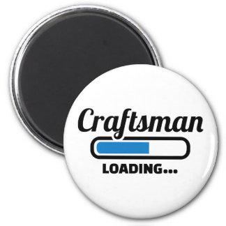 Craftsman loading magnet