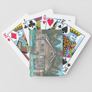 Craftsman Playing Cards by Thompson Kellett