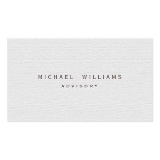 Craftsman - Professional elegant target Business Card