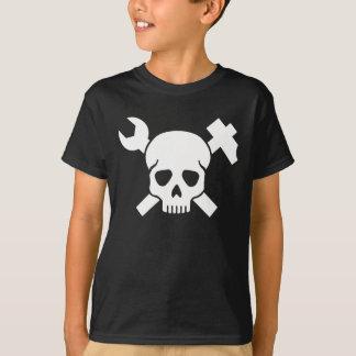 Craftsman skull T-Shirt