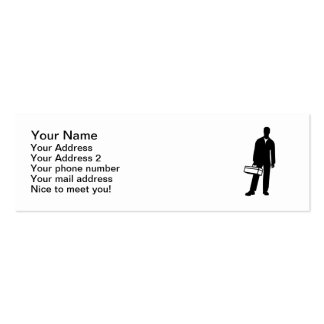 Craftsman toolbox business card template
